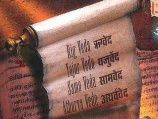 How Were Four Vedas Created Hindu Janajagruti Samiti