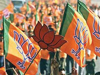 BJP_flags