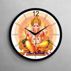 Fab Furnish_Ganesh Wall clock
