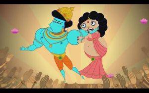 Lord Ram kicks pregnant Sita