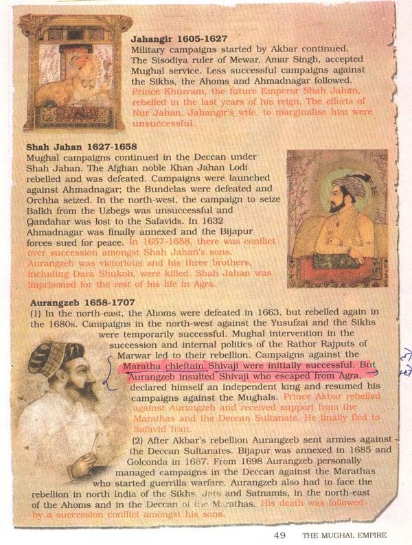Chattrapati Shivaji Maharaj called as chieftain