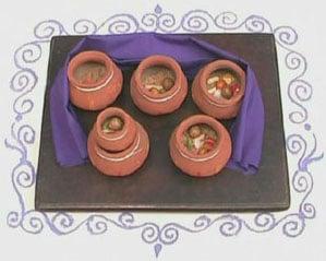 The holy Vans given on the Makar Sankranti