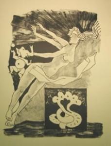 Naked Sree Parvati