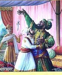 shivaji-maharaj-afzhalkhan