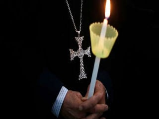 candle-coptic-christian
