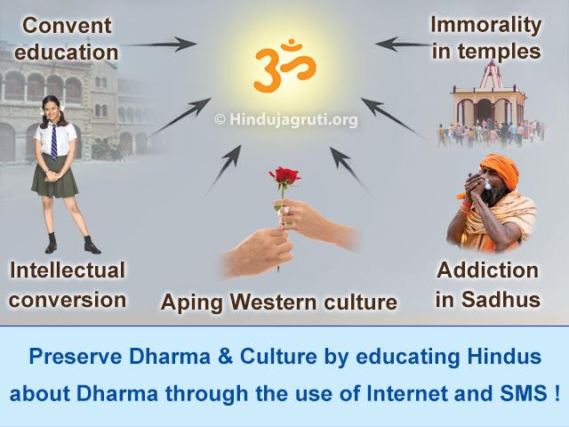 Preserve spiritual and cultural heritage