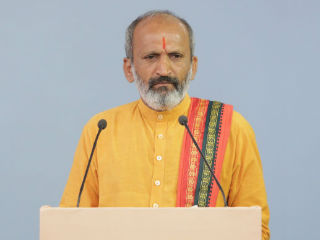 Advocate N. P. Amrutesh, Vice President, Advocates Union, Bengaluru