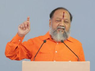 Advocate Harishankar Jain, President of 'Hindu Nyaya Manch'