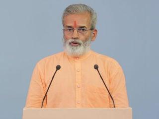 Swami Bharati Maharaj