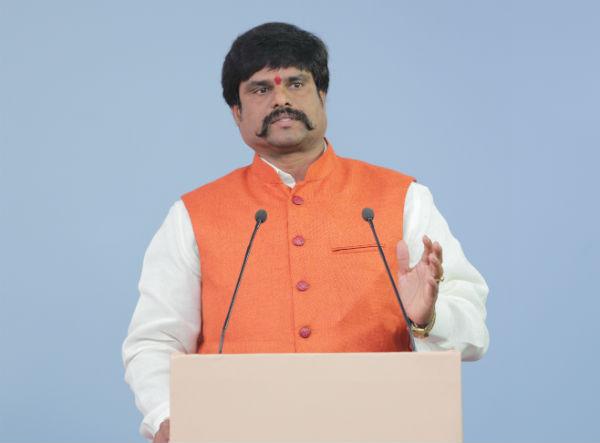 T. N. Murariji, Shiv Sena