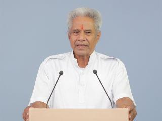 Shri. Marvanpulavu Satchidanandan