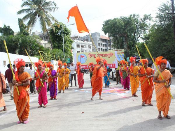 'Ranaragini' – squad and self-defence squad