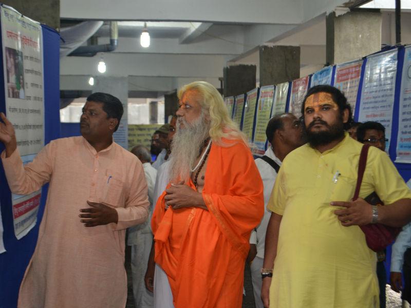 Shri Shri 1008 Shri. Mahamandaleshwar Chandradevdasji Maharaj