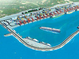 Vizhinjam port project