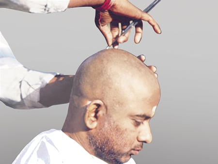 Effects When Men Cut Hair Hindu Janajagruti Samiti