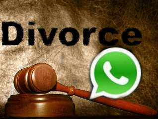 WhatsApp-divorse