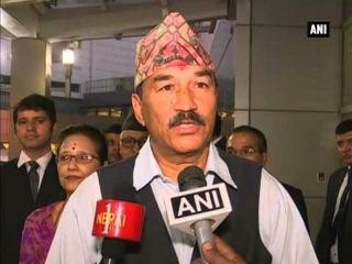 Nepal: Former Deputy PM reiterates demand for reinstatement of country's Hindu identity - Hindu Janajagruti Samiti RSS Feed  IMAGES, GIF, ANIMATED GIF, WALLPAPER, STICKER FOR WHATSAPP & FACEBOOK