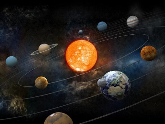 sun orbit