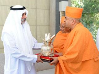 UAE govt allots land for temple in Abu Dhabi during PM Modi's visit