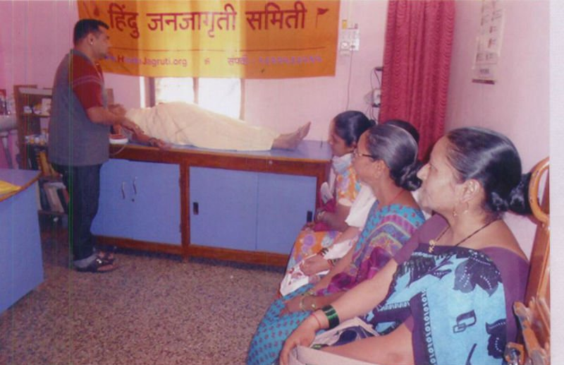 Medical check-up camp held at Kolhapur