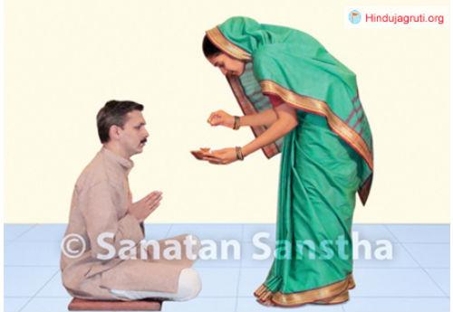 What is the purpose of doing Oukshan? - Hindu Janajagruti Samiti