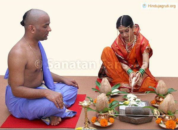 Why is Gaurihar puja performed prior to the marriage? - Hindu