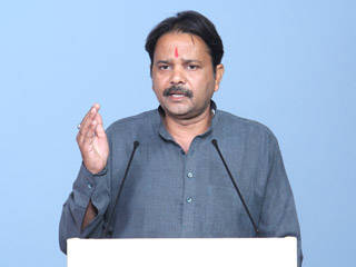 Got back temple from Muslims by fighting legal battle : Adv. Avdhesh Rai