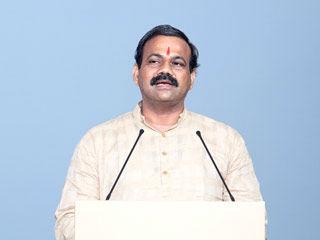 If you take one step for Dharma then God definitely helps you : Adv. Prashant Gore