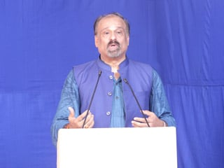 The target of establishment of Hindu Rashtra will most certainly be achieved with the Divine prowess of Paratpar Guru (Dr.) Athavale : Colonel Ashok Kini
