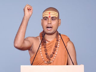 Will work for awakening Hindus who were converted : Swamiji Shri Harishraddhanand
