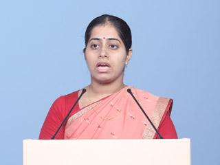 Extensive propaganda of establishment of Hindu Rashtra can be done with minimum amount of time and money through social networking sites – Miss Kritika Khatri