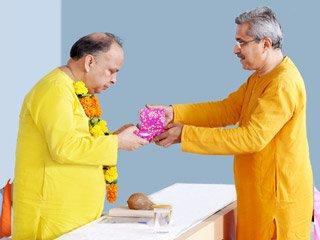 Shri. Pradip Khemka from Kataras (Jharkhand) attained Sainthood