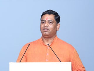 To prepare for 3rd World War, do the ritual of Agnihotra and medicinal plantation : Ramesh Shinde