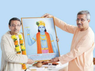Dr. Shibanarayan Sen attains 65% spiritual level !