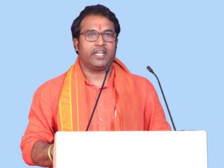 We will have to establish a Hindu Rashtra keeping Prabhu Shriram as our ideal : Shravansingh Gojavat