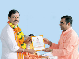 Staunch Hindu leader Shri. Arjun Sampath from Tamil Nadu attains 61% spiritual level