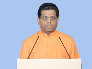 It is our duty to help our brethren during times of calamities ! – Mr. Manoj Khadye