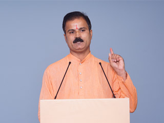 Need to be alert towards anti-Hindu activities going on in Tripura : Shri. Prasenjit Chakraborty