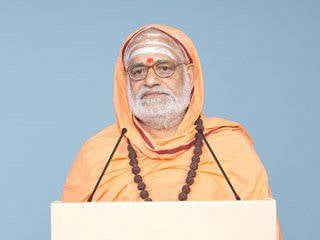 Development without spirituality means destruction : Swami Sanvit Somagiriji Maharaj