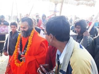 Let the target set by Sanatan be accomplished : Shankaracharya Narendranand Saraswati Maharaj