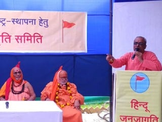 BJP Govt should rehabilitate displaced Kashmiri Hindus : Sadguru (Dr.) Charudatta Pingale