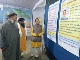There is improvement in situation due to Sanatan's mission of establishing Hindu Rashtra ! – Mahamandaleshwar Shri Mahant Shri Rameshwardas Maharaj