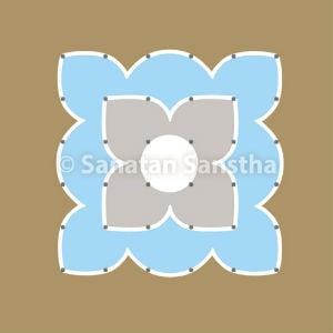 Rangoli_DATTA_avyakta_bhav